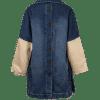 Irawablazer pinkfilosofy newseed chaqueta blue posterior